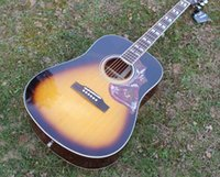 Wholesale New arrival hummingbird acoustic guitars acoustic electric guitars