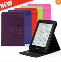 amazon numbers - Smart leather case cover with flip stand for Amazon kindle paperwhite Wifi Screen protector Stylus track number