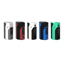 Wholesale Wismec Reuleaux RX200S Update RX200 With Large Screen Display Box Mod no Have Battery in this box Authenic