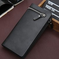 armchair styles - eather and wood armchair Colors New Men s Wallet Men Wallet Card Holder Business Pockets Purse Long Faux Leather High Quality F