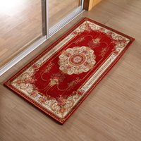 american home protection - European Carpets Rugs for Living Room Anti Slip Environmental Protection Door Mats Carpets for Bedroom Home Decorations