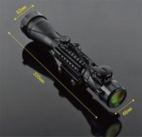 Wholesale C X50 EG LLL Night Vision Scopes Air Rifle Gun Riflescope Outdoor Hunting Telescope Sight High Reflex Scope Gun sight Optics