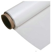 Wholesale 0 mm thickness Factory Supplied White Translucent PVC Stretch Ceiling Film Thickness Could be Chosen