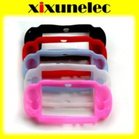 Wholesale For PSVita Silicon Sleeve Super Thick Protective Case Silicone Sleeve for PSvita Without Packing