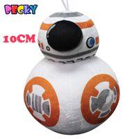 becky baby - Becky New BB8 Star Wars Stuffed Doll Plush Animal Toys CM Child Birthday Gift Baby Toy