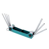 Wholesale Pro sKit HW L Hot Sale Folding Star Key Wrench Set T9H T10H T15H T20H T25H T27H T30H T40H