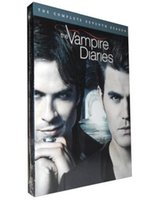Wholesale New The Vampire Diaries Season DVD set Region free Brand New Sealed DHL Shipping Factory Price