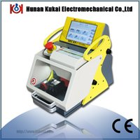 Wholesale High speed Key Cutting machine price sec e9 for sale automatic key cutting machine by code