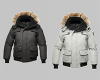 authentic bomber jacket - Cheap New Men s Bomber Black Jackets Authentic Down Jacket Warmth Coats Mixed order