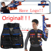 ammo for sale - 2016 Hot Sale Nerf Tactical Vest Jacket Waistcoat Magazine Ammo Holder for N Strike Elite Pistol Bullets Toy Guns Clip Darts