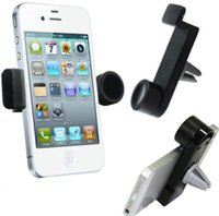 air cars for sale - ROTATING IN CAR AIR VENT MOUNT HOLDER CRADLE STAND FOR LATEST MOBILE PHONES ugoo new hot sale