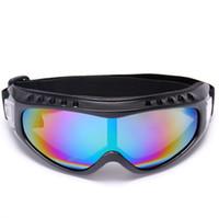 Wholesale Professional ski goggles Fashion Snowboarding Glasses PC UV PTU Multi Color double anti fog lens Snowboard Goggle Protection