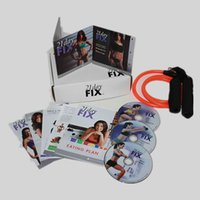 Wholesale 21 Day Extreme nd DVD Set Workout DVDs Bodybuilding Exercise Lose Weight Workout Fitness Slimming Training Videos Set Brand