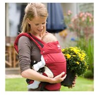 baby carrier brand - Top quality Brand Manduca organic cotton baby carrier infant carrier sling baby suspenders classic baby backpack