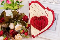 Wholesale Mother s Daycard with high grade bless Three dimensional laser Creative