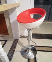 hydraulic chair lift - Special hot home bar chairs plastic tall child creative footrest chair hydraulic lift