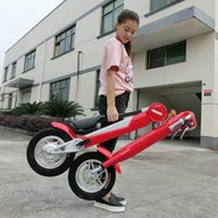 Wholesale electric cycle bike Bicycle electric scooter Motor cycle Electric car Wheels LED Electric car Wheels skateboards Hoverboard scootebike K1