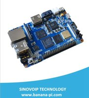Wholesale Latest Version Banana Pi M3 A83T IC core Single Board Computer GB of DDR3 SDRAM WiFi Bluetooth4