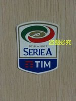 Wholesale Serie A patch SERIE A Lega Calcio TIM Serie A soccer patch SILICONE patch soccer badges