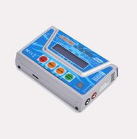 battery for ev - EV PEAK AD6106 lipo battery charger drone balancer charger discharger for rc helicopter rc car rc hobby