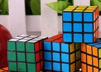 Online cubo mágico cubo mágico rompecabezas juguetes clásicos del juego de juguetes para adultos juguetes educativos para niños 3x3x3 cubo mágico regalos de los niños 2015 nuevo llega