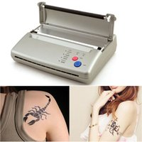 artist papers - Tattoo Stencil Maker Transfer Machine Thermal Copier A4 Printer Artist Paper V V US UK AU EU Plug
