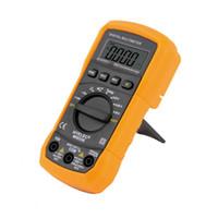 Wholesale Professional MS8233E LCD Digital Meter Multimeter AC DC Ammeter Voltage Multitester Tester