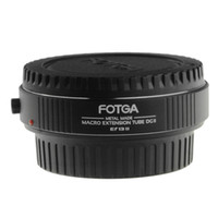 Wholesale FOTGA Macro Auto Focus Automatic Extension Tube mm DG For CANON EF EFS Lens