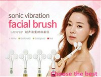 Wholesale Hot Sale Pobling lady up to mate Face Brush Eletrical Facial Cleansing Machine Facial cleanser