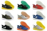 Cheap Brand Mens Roshe Run Running Shoes London Olympic Men Running shoes Cheap Best Tennis Jogg 20 colors Free Shipping US7-US11