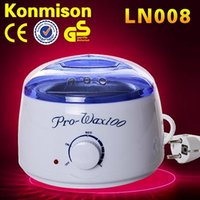 Wholesale Mini home use paraffin wax heater machine hair removal mini waxing heater for wax heating