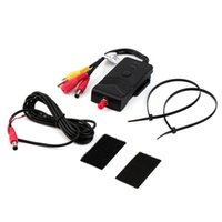 Wholesale Wireless Car Wifi Backup Camera W Waterproof Wifi Transmitter Car Rearview backup camera fps DC Interface