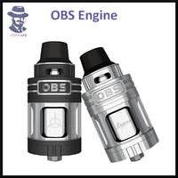 air flow engine - Original Newly OBS Engine RTA Top Filling Engine RTA ml Top air flow TC Authentic VS obs crius Tank