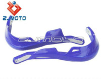 Wholesale ZJMOTO Drit Bike mm amp mm Fat bar Brush Bar Orange Hand Guards Handguard For KTM EXC XC SX SXF XCW XCF EXCF XCR