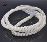 Shisha bouche France-[CIEL] 1.5m caoutchouc plastique Shisha Tuyau Narguilé avec la bouche Conseils Shisha Tubes tuyaux accessoires Outils shisha Narghila HAH-0001