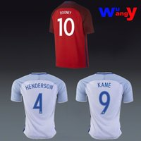 away england - EMS Free ship England Home away Rugby Jerseys AAA quality KANE HENDERSON BARKLEY STERLING customs Item have Video season