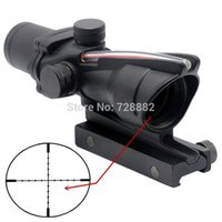 army scopes - AOCG Type x32 Hunting Crosshair Optical Rifle Scope With mm Mount Combo Airsoft Tactical Military Army Rifle Scopes