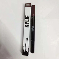 Wholesale 2016 Hot New Item Kylie Eyeliner Double Side Eyebrow Pencil Fashion Eye Makeup High quality