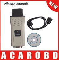 auto consult - 2016 Car Diagnostic For Nissan Consult Interface Pin Consult Interface Tester Scanner Auto Car Diagnostic Scan Tool LR