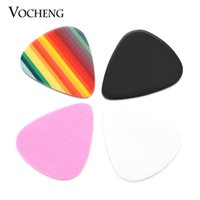 Wholesale VOCHENG NOOSA Snap Button Tool Colors Snap Pick DIY Jewelry Findings NN