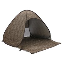 Wholesale 2 persons camping tent small gazebo outdoor canopy CM one room used for fishing hiking