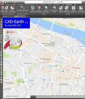 autocad cad - Arqcom CAD Earth v5 for AutoCAD BricsCAD v14