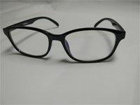 Wholesale Promotions Black With Nail Simple Fashion Retro Classic Anti blue Anti Radiation Computer Goggles Plain Glasses