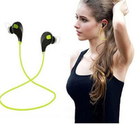 Cheap Universal QCY QY7 bluetooth earphone Best In Ear Earphone Wired QY7 sport running Headphone