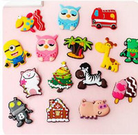 Wholesale Fast Shipping Mix Colorful Sticker For Decoration Fridge and Furniture Creative Wooden Fridge Magnet Sticker