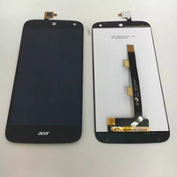 acer lcd screens - 5 Full LCD DIsplay Touch Screen Digitizer Assembly For Acer Liquid Z630 LTE T03 Black New Tested