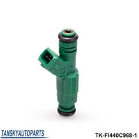 Wholesale TANSKY High flow fuel injector cc quot Green Giant quot For Volov fuel injector TK FI440C968