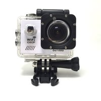 waterproof camera - Waterproof Full HD P WIFI Sports Camera Mini DV Extreme Sports Camrecorder Car DVR