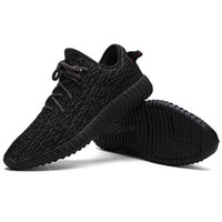 Wholesale Hot Sale boost Running Shoes Classic Low Kanye West Athletic Boots Ankle Boots Low cut Sneakers Unisex Sports Shoes big size