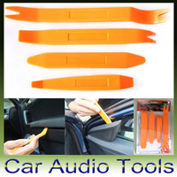 Wholesale Auto Car Radio Panel Door Clip Panel Trim Dash Audio Removal Installer Pry Kit Repair Tool Portable Practical DHL